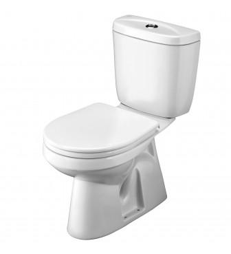 WC Compact Santek by Roca Animo cu esire verticală