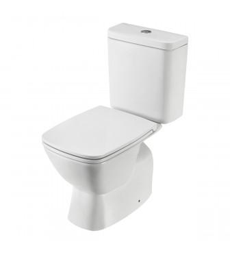 WC compact Santek by Roca NЕО rimless