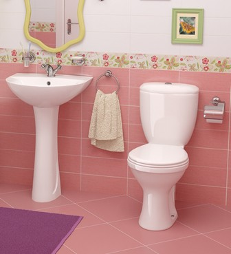 WC compact Victoria